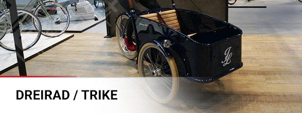 Dreirad-Trike