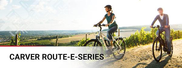 Carver Route E-Series
