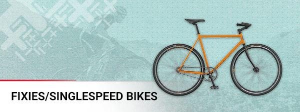 Fixies-Singlespeed Bikes