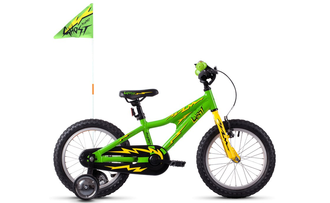 Ghost Powerkid - 2021 - 16 Zoll - Diamant