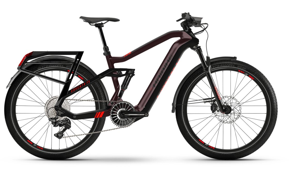 Haibike Adventr FS Flyon - 630 Wh - 2021 - 27,5 Zoll - Fully