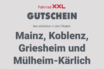 Gutscheine - Gutschein - Fahrrad XXL Franz - 2021