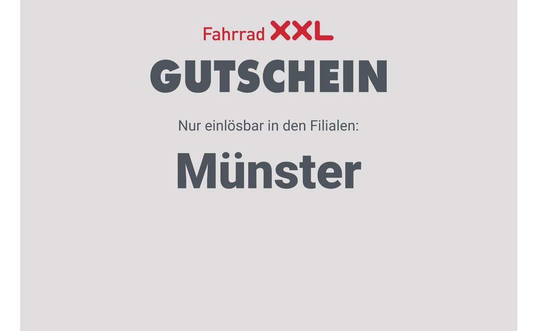 Gutschein - Fahrrad XXL Hürter - 2021