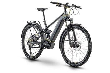 Fully - E-Bike Trekking - Husqvarna Cross Tourer 5 FS - 504 Wh - 2020 - 27,5 Plus Zoll - Fully