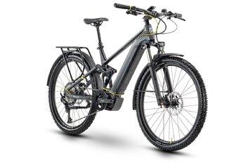 E-Bike ATB - Husqvarna Cross Tourer 5 FS - 504 Wh - 2020 - 27,5 Plus Zoll - Fully
