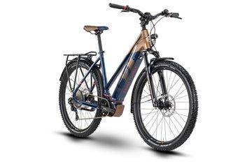 E-Bike ATB - Husqvarna Cross Tourer 6 - 630 Wh - 2020 - 27,5 Zoll - Damen Sport