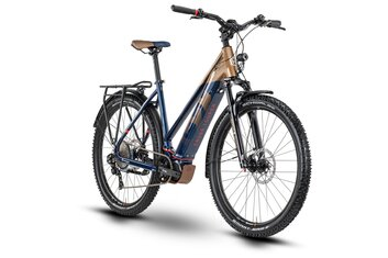 Husqvarna - E-Bike-Pedelec - Husqvarna Cross Tourer 6 - 630 Wh - 2020 - 27,5 Zoll - Damen Sport