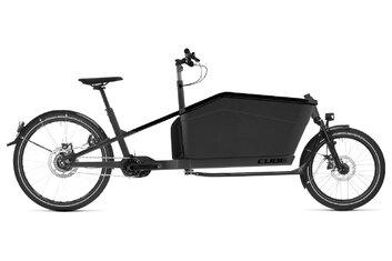 Lastenfahrräder - Cube Cargo Hybrid - 500 Wh - 2020 - 27,5 Zoll - Sonstiges