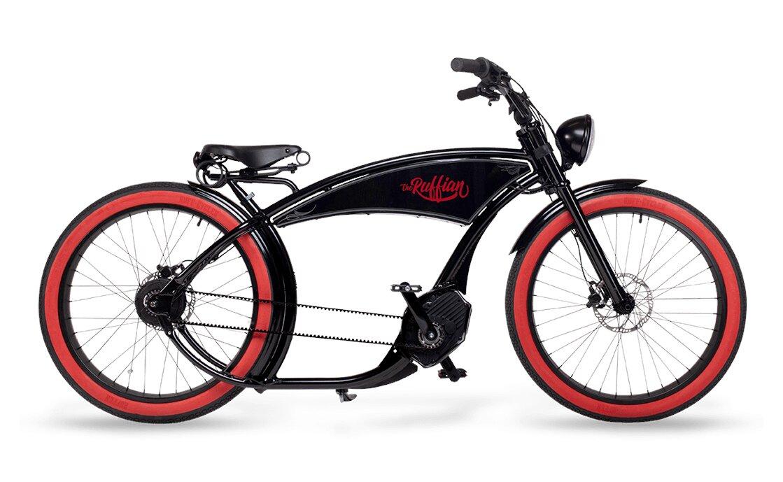Ruff Cycles The Ruffian - 500 Wh - 2021 - 26 Zoll - Cruiser