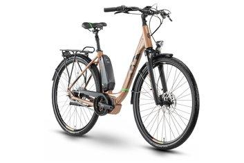 Husqvarna - E-Bike-Pedelec - Husqvarna Eco City 4 FW - 504 Wh - 2020 - 28 Zoll - Tiefeinsteiger