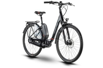 26 Zoll - E-Bike-Pedelec - Husqvarna Eco City 4 NL - 504 Wh - 2020 - 26 Zoll - Tiefeinsteiger