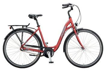 KTM - Citybike - KTM City Fun 28 - 2020 - 28 Zoll - Tiefeinsteiger
