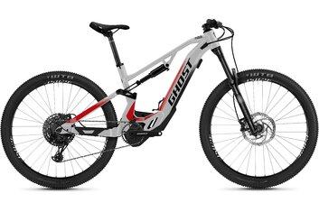 E-Bike Enduro - Ghost Hybride ASX Base 160 - 625 Wh - 2021 - 29/27,5 Zoll - Fully