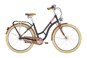 Nabe ohne Rücktritt - Nabe mit Rücktritt - Citybike - Bergamont Summerville N7 FH - 2020 - 28 Zoll - Doppelrohr