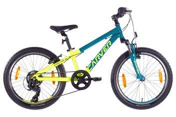 Carver - Kindermountainbikes - Carver Strict 20 - 2021 - 20 Zoll - Diamant