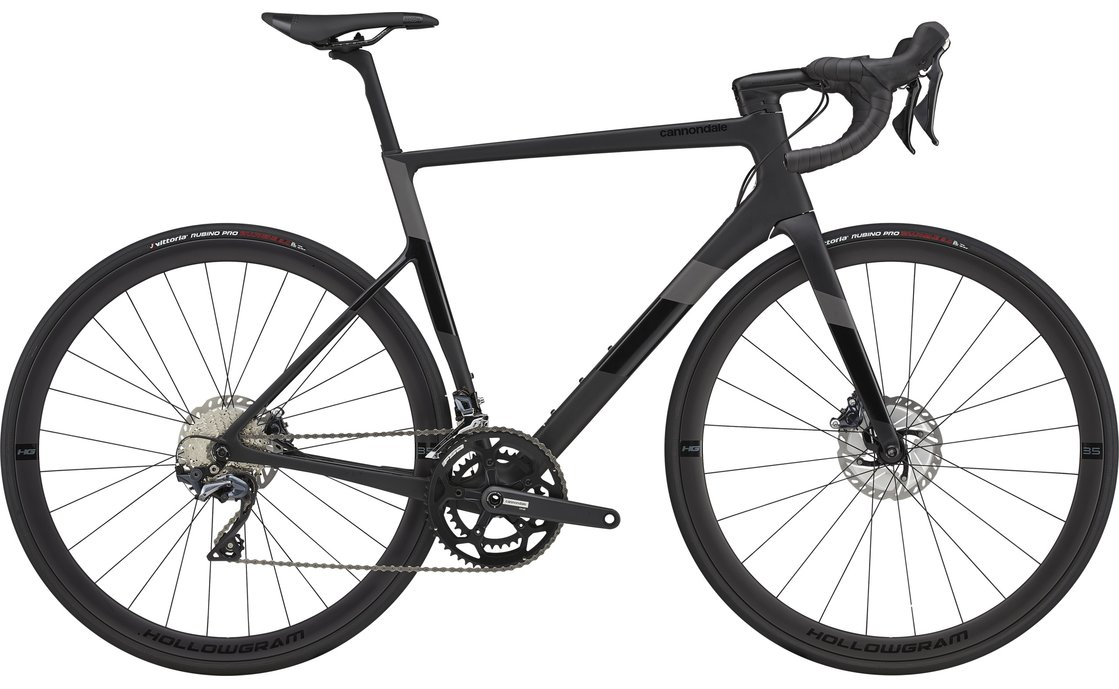 Cannondale SuperSix EVO Carbon Disc Ultegra - 2021 - 28 Zoll - Diamant