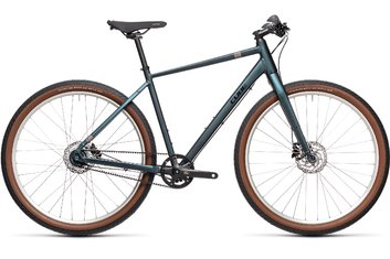 Nabe ohne Rücktritt - Mountainbikes - Cube Hyde Pro - 2021 - 29 Zoll - Diamant