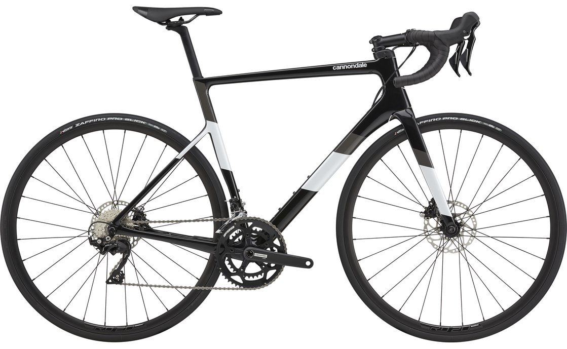 Cannondale SuperSix EVO Carbon Disc 105 - 2021 - 28 Zoll - Diamant