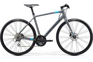 Merida - Crossbikes-Fitnessbikes - Merida Speeder 100 - 2021 - 28 Zoll - Diamant