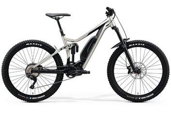 Shimano Steps E7000 - E-Bike Enduro - Merida eONE-Sixty 500 SE - 504 Wh - 2020 - 27,5 Zoll - Fully