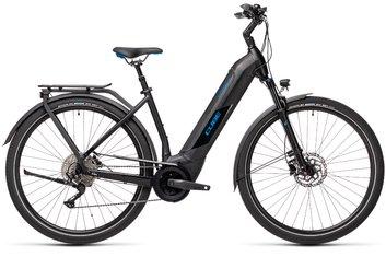 Damen - Cube - E-Bike Trekking - Cube Kathmandu Hybrid Pro 625 - 625 Wh - 2021 - 28 Zoll - Tiefeinsteiger