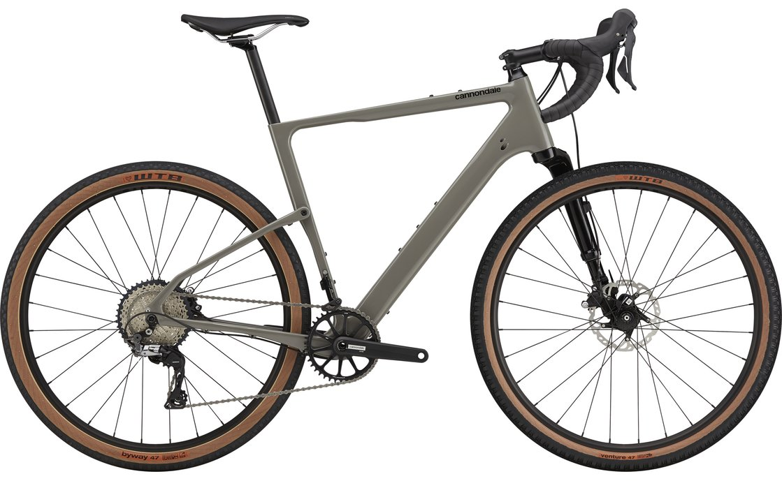 Cannondale Topstone Carbon Lefty 3 - 2021 - 27,5 Zoll - Diamant