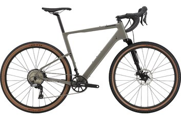 Cannondale - Cyclocross - Cannondale Topstone Carbon Lefty 3 - 2021 - 27,5 Zoll - Diamant