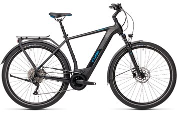 E-Bike Trekking - Cube Kathmandu Hybrid Pro 625 - 625 Wh - 2021 - 28 Zoll - Diamant