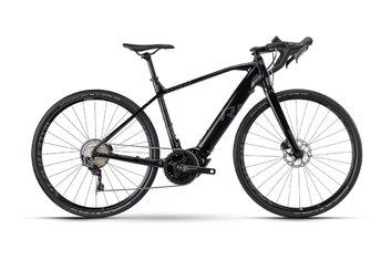 Raymon - E-Bike Rennräder - Raymon GravelRay E 7.0 - 500 Wh - 2021 - 28 Zoll - Diamant