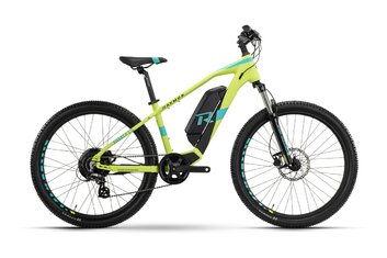 Jungen - Fahrräder - Raymon SixRay E 1.0 - 300 Wh - 2021 - 26 Zoll - Diamant
