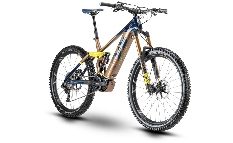 Husqvarna Hard Cross 9 - 630 Wh - 2020 - 27,5 Plus Zoll - Fully