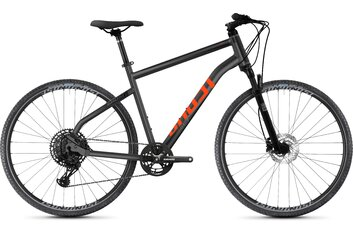Ghost - Crossbikes-Fitnessbikes - Ghost Square Cross Essential AL U - 2021 - 28 Zoll - Diamant