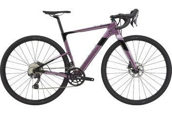 Damen - Gravel Bikes - Cannondale Topstone Carbon Women's 4 - 2021 - 28 Zoll - Diamant