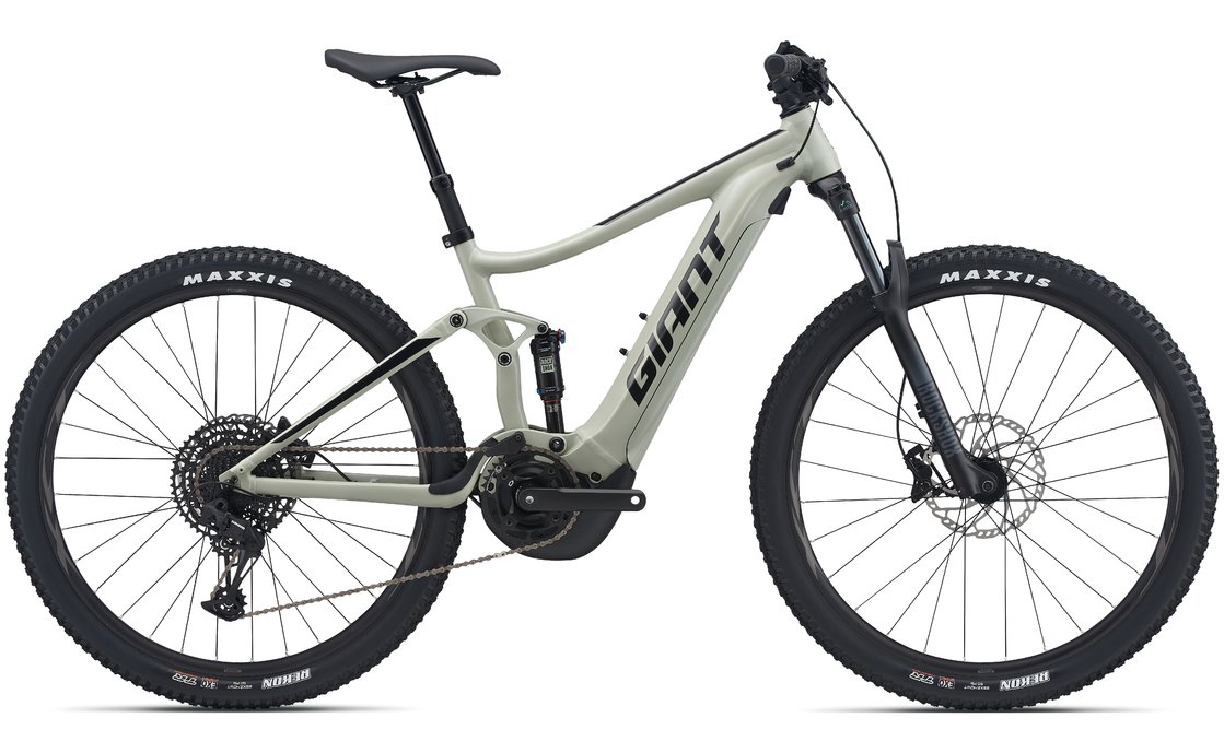 Giant Stance E+ 1 500Wh - 500 Wh - 2021 - 29 Zoll - Fully