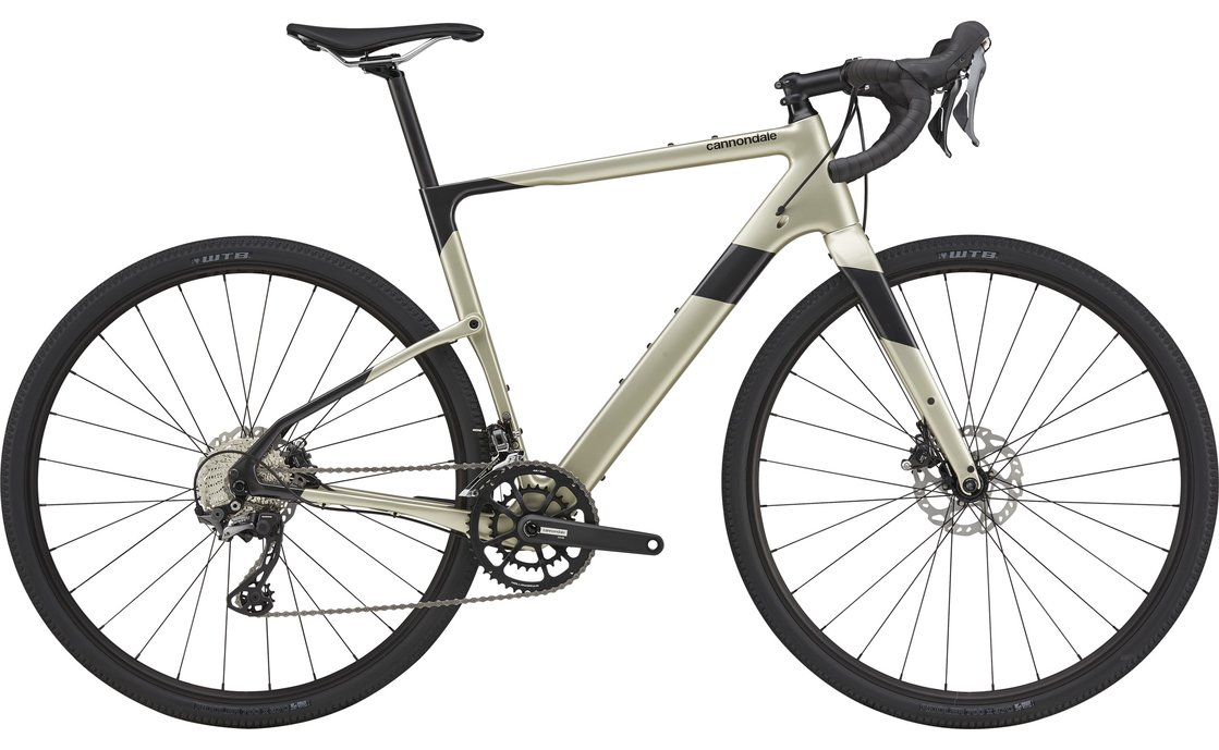 Cannondale Topstone Carbon 4 - 2021 - 28 Zoll - Diamant