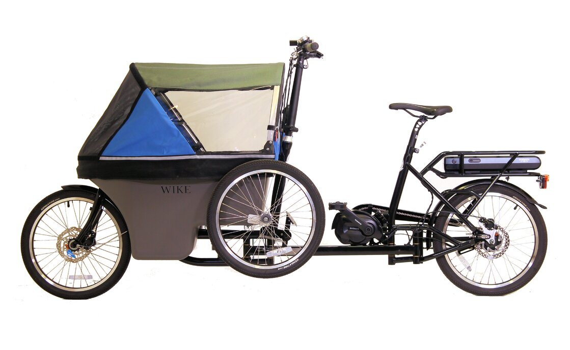 Wike Electric Salamander Cycle Stroller - 418 Wh - 2020 - 20 Zoll - Sonstiges