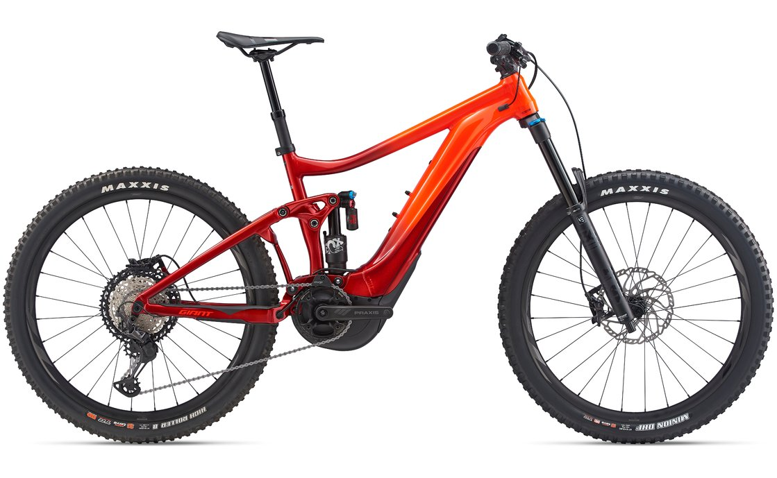Giant Reign E+ 1 Pro PWR6 - 625 Wh - 2021 - 27,5 Zoll - Fully