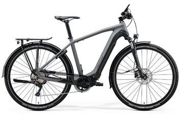 Merida - E-Bike Trekking - Merida eSPRESSO 400 EQ - 504 Wh - 2020 - 28 Zoll - Diamant