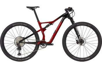 Cannondale - Herren - Mountainbikes - Cannondale Scalpel Carbon 3 - 2021 - 29 Zoll - Fully