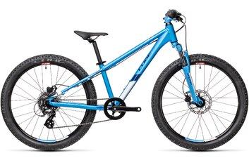 Jungen - Fahrräder - Cube Acid 240 Disc - 2021 - 24 Zoll - Diamant
