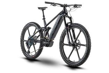 Elektronische Schaltung - E-Bike-Pedelec - Husqvarna Mountain Cross X - 630 Wh - 2020 - Fully