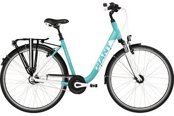 Giant - Citybike - Giant Tourer LDS - 2021 - 28 Zoll - Tiefeinsteiger