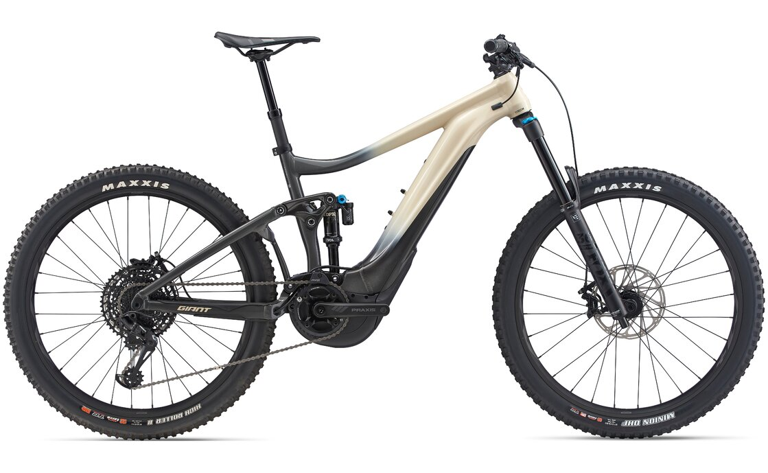 Giant Reign E+ 2 Pro - 500 Wh - 2021 - 27,5 Zoll - Fully