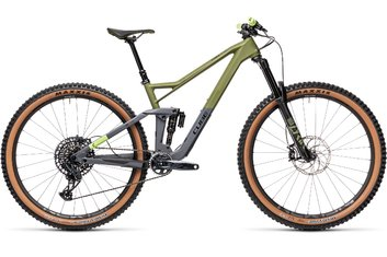 Carbon - Mountainbikes - Cube Stereo 150 C:62 Race - 2021 - 29 Zoll - Fully