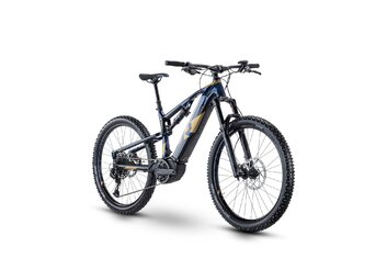 Raymon Fullray E - Raymon FullRay E-Seven 8.0 - 630 Wh - 2021 - 27,5 Zoll - Fully