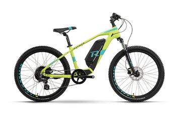 Raymon - E-Bike-Pedelec - Raymon FourRay E 1.0 - 300 Wh - 2021 - 24 Zoll - Diamant