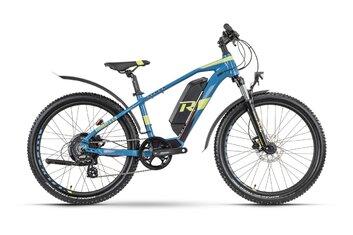 E-Bike Kinder-Jugendliche - Raymon FourRay E 1.5 Street - 300 Wh - 2021 - 24 Zoll - Diamant