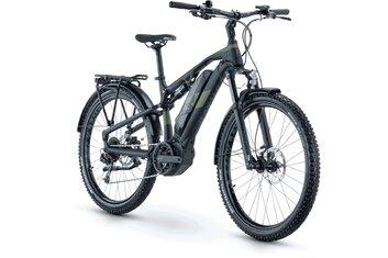 E-Bike-Pedelec - Raymon CrossRay E FS 4.0 - 500 Wh - 2021 - 27,5 Zoll - Fully