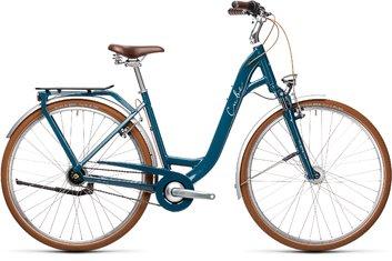 Damen - Cube - Citybike - Cube Ella Cruise - 2021 - 28 Zoll - Tiefeinsteiger