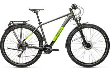 Trekkingräder - Cube Aim SL Allroad - 2021 - 29 Zoll - Diamant